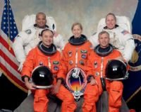 STS- 98 Official NASA Crew Portrait